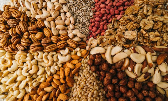 bigstock-Nuts-Mix-In-A-Canvas-Bag-In-Ta-235549504